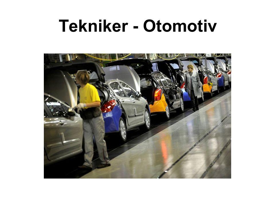 Tekniker - Otomotiv