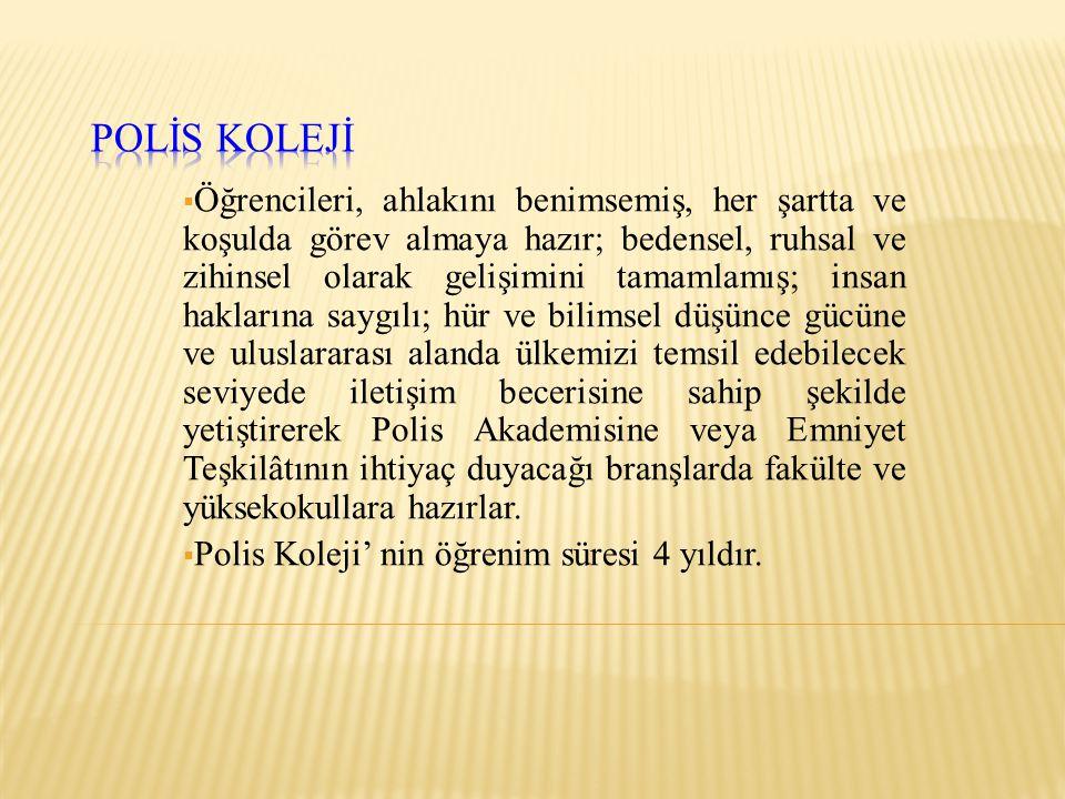 POLİS KOLEJİ
