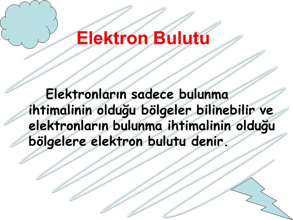 Elektron Bulutu
