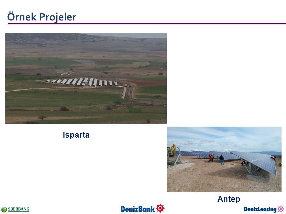 Örnek Projeler Isparta Antep