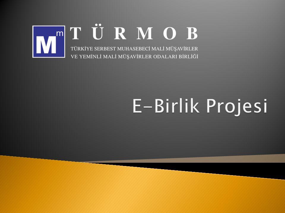 E-Birlik Projesi