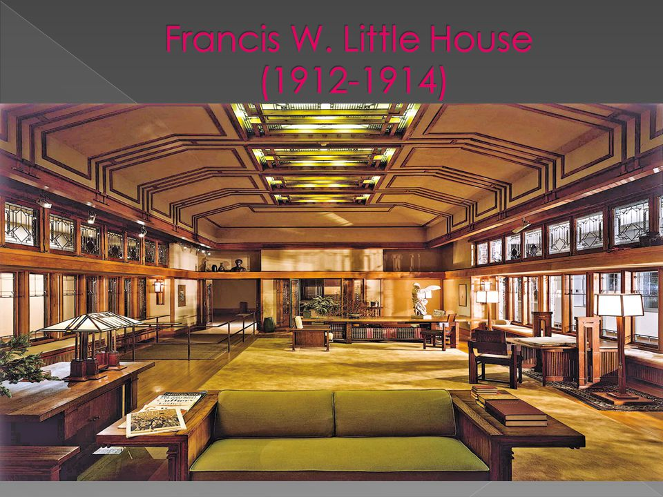 Francis W. Little House (1912-1914)