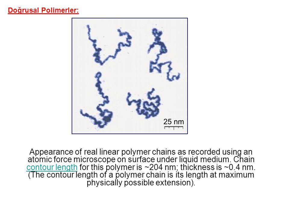 Doğrusal Polimerler: