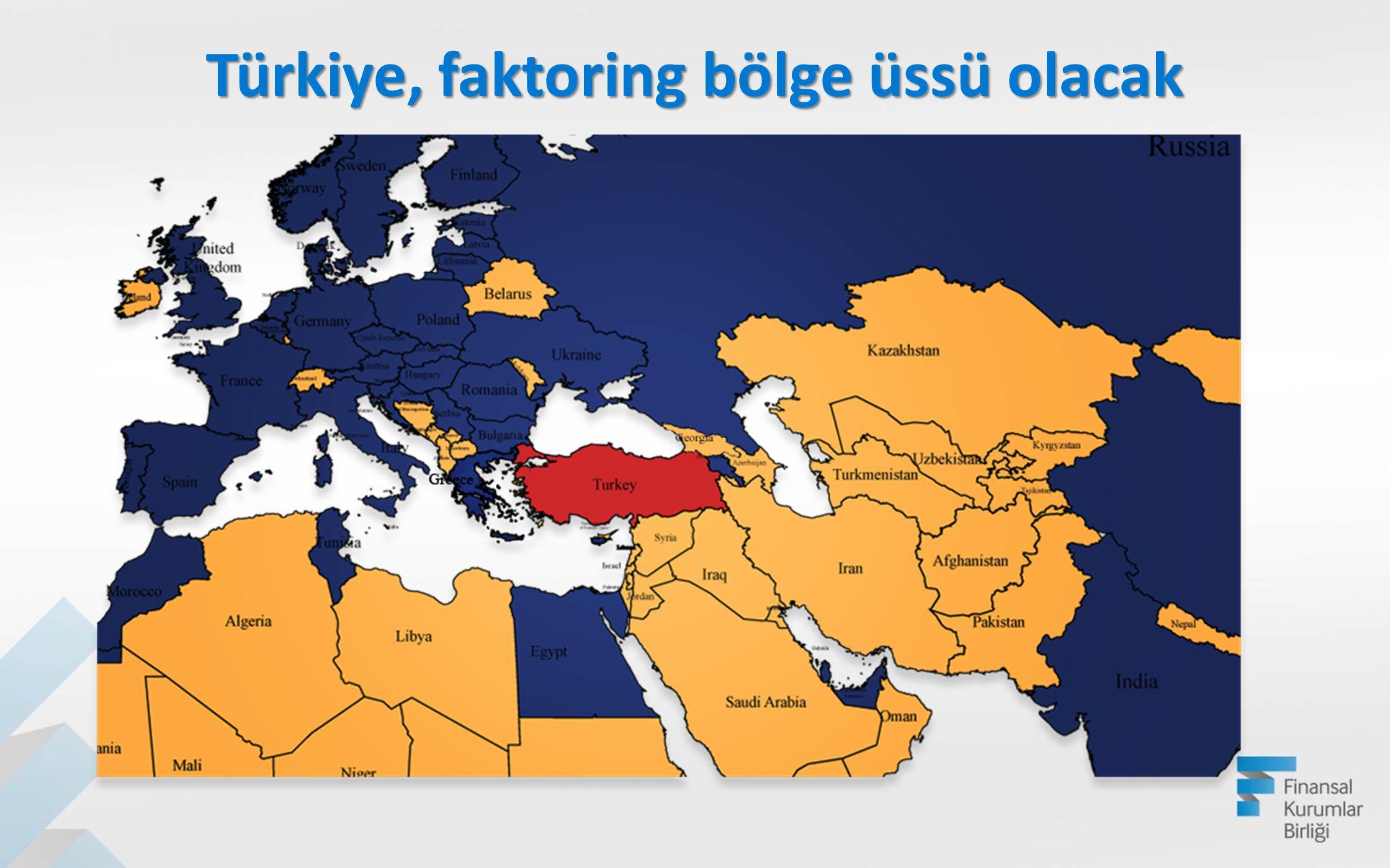 Türkiye, faktoring bölge üssü olacak