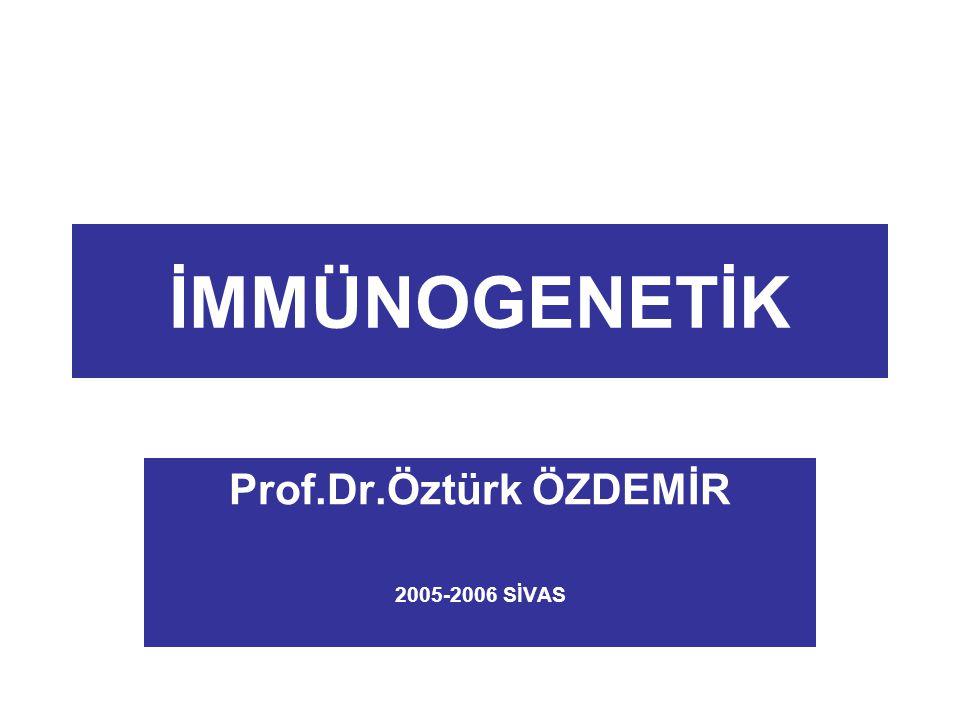 Prof.Dr.Öztürk ÖZDEMİR 2005-2006 SİVAS