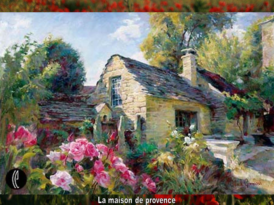 La maison de provence