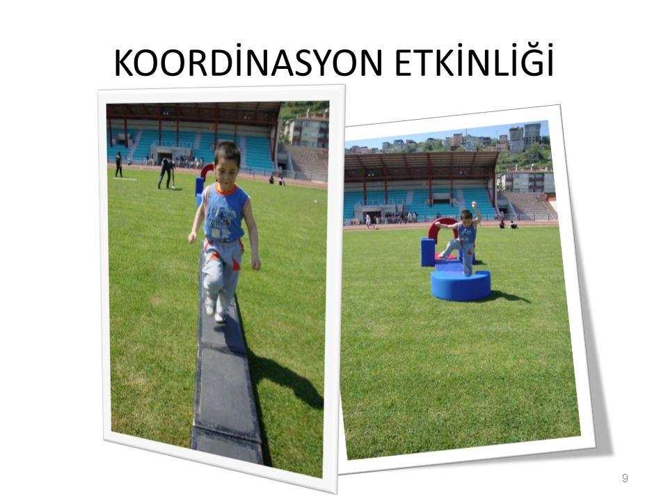 KOORDİNASYON ETKİNLİĞİ