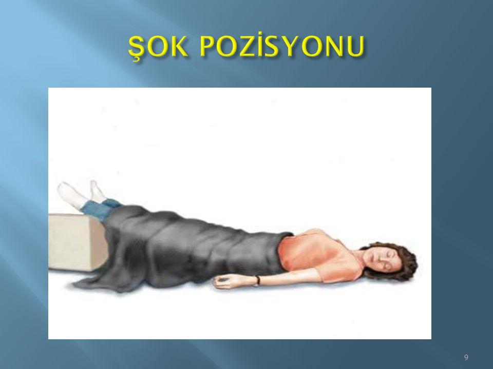 ŞOK POZİSYONU