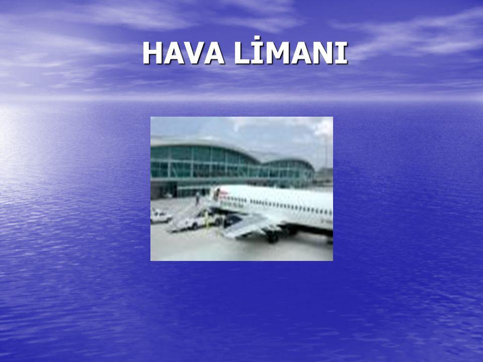 HAVA LİMANI