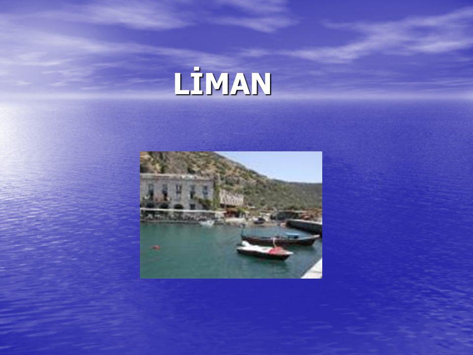 LİMAN