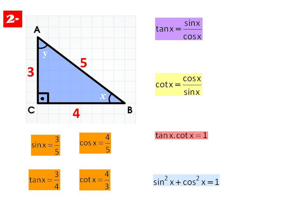 2- y 5 3 x 4