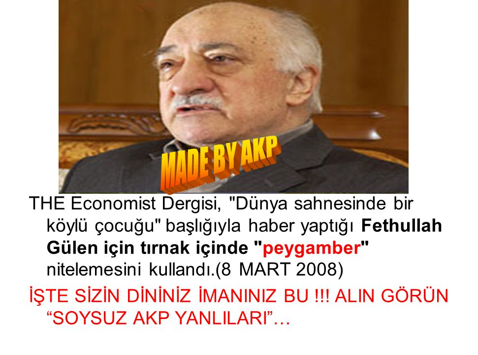 MADE BY AKP