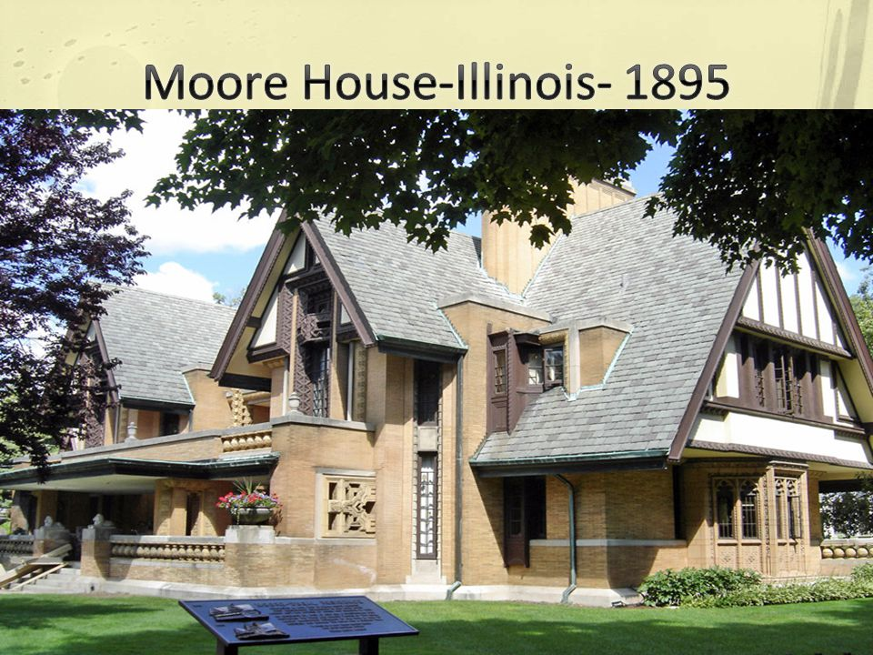 Moore House-Illinois- 1895