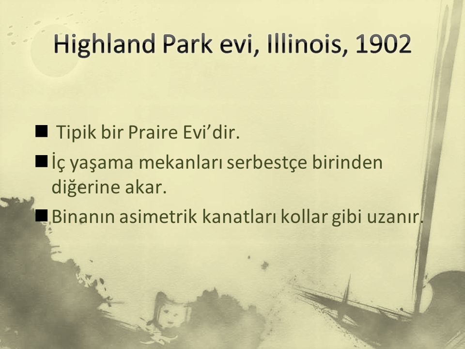 Highland Park evi, Illinois, 1902