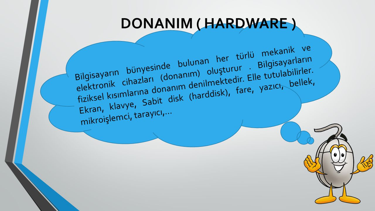 DONANIM ( HARDWARE )