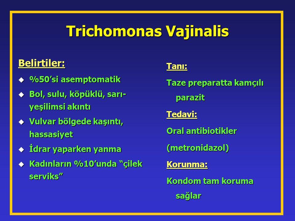 Trichomonas Vajinalis