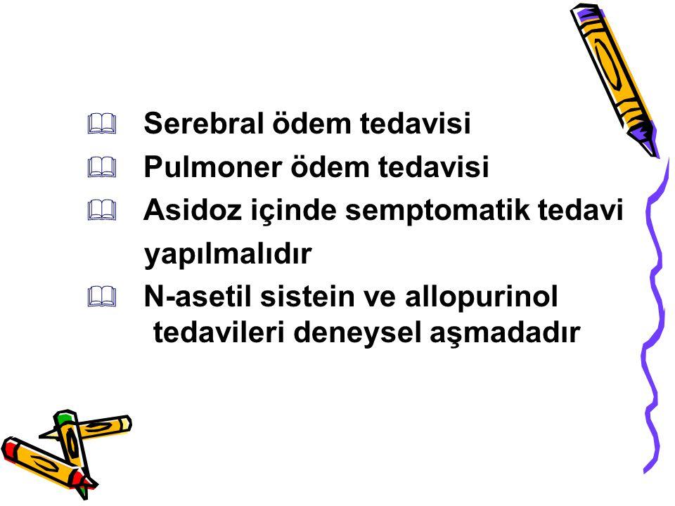Serebral ödem tedavisi