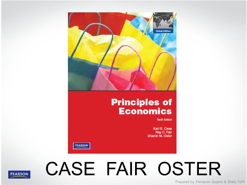 CASE FAIR OSTER Prepared by: Fernando Quijano & Shelly Tefft