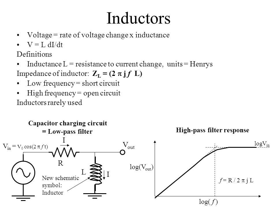 Capacitor charging circuit
