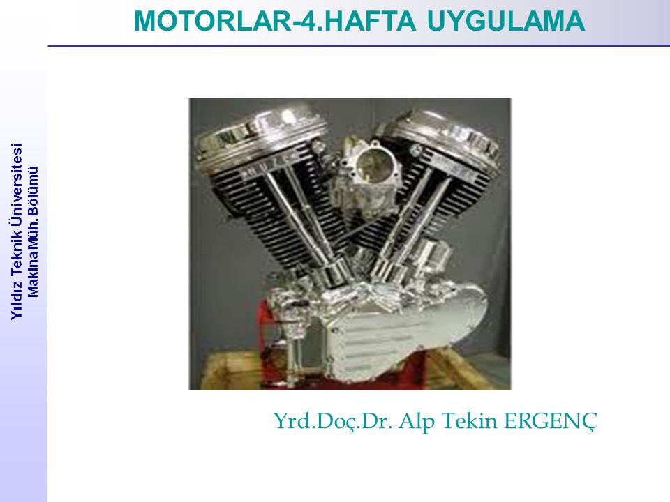 MOTORLAR-4.HAFTA UYGULAMA