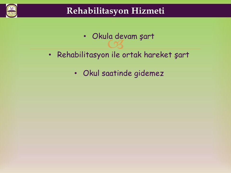 Rehabilitasyon Hizmeti