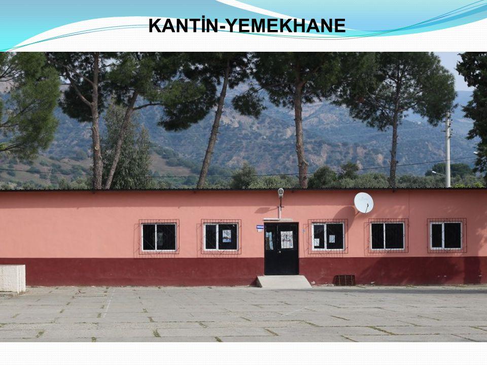 KANTİN-YEMEKHANE
