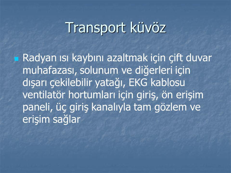 Transport küvöz