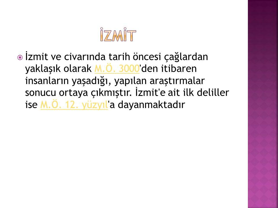 İzmİt