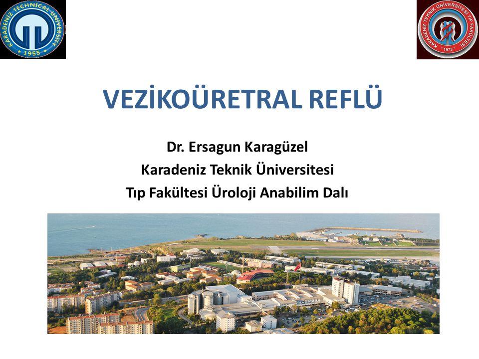 Karadeniz Teknik Üniversitesi Tıp Fakültesi Üroloji Anabilim Dalı