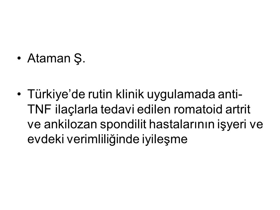 Ataman Ş.