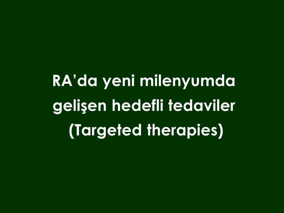 gelişen hedefli tedaviler