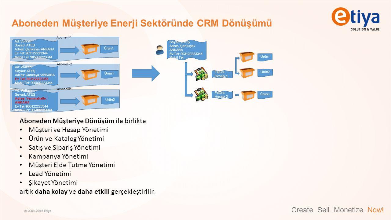 Aboneden Müşteriye Enerji Sektöründe CRM Dönüşümü