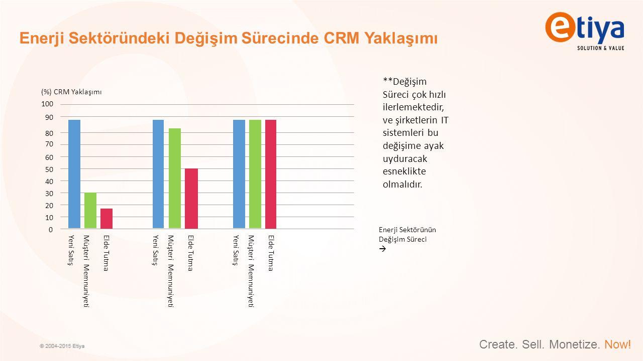 Enerji Sektöründeki Değişim Sürecinde CRM Yaklaşımı