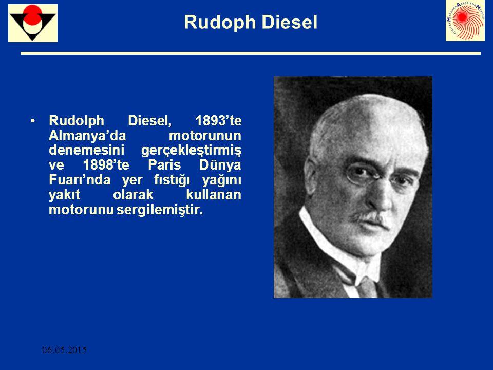 Rudoph Diesel
