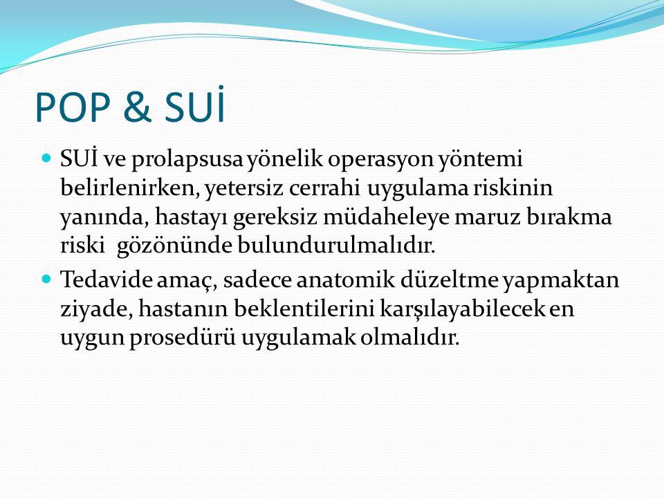 POP & SUİ