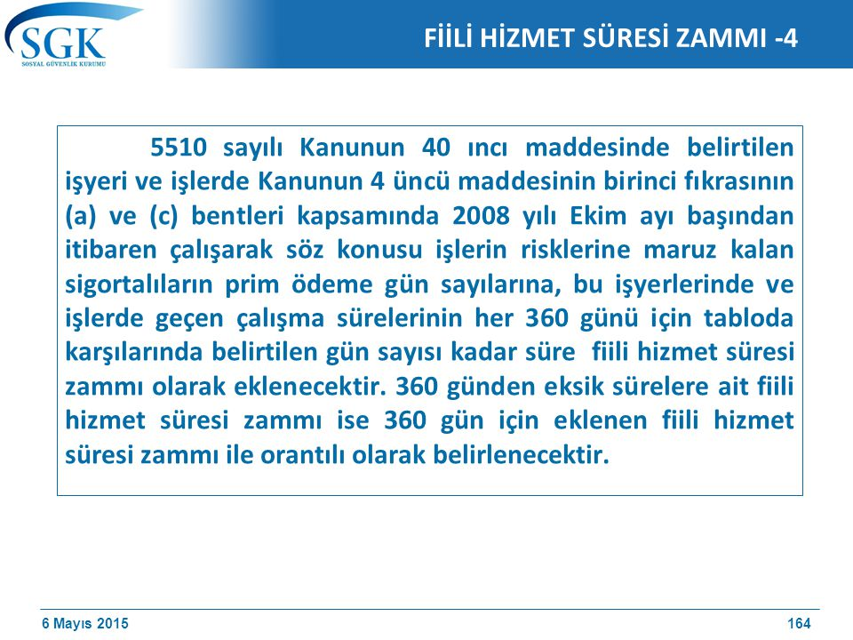 FİİLİ HİZMET SÜRESİ ZAMMI -4
