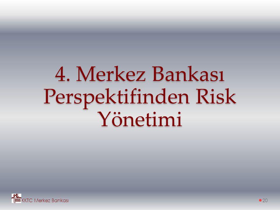 4. Merkez Bankası Perspektifinden Risk Yönetimi