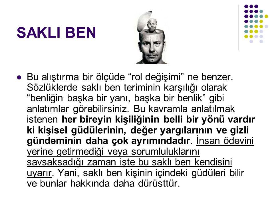 SAKLI BEN