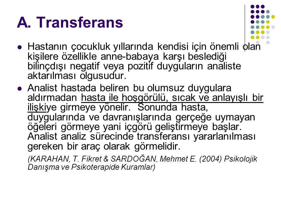 A. Transferans