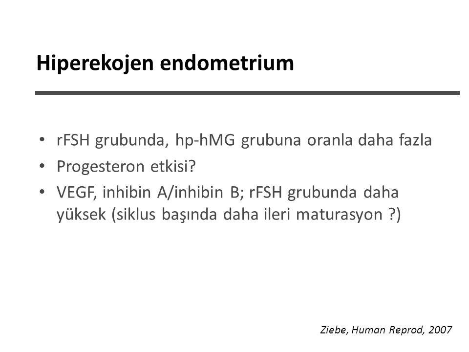 Hiperekojen endometrium
