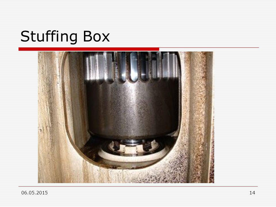 Stuffing Box 15.04.2017