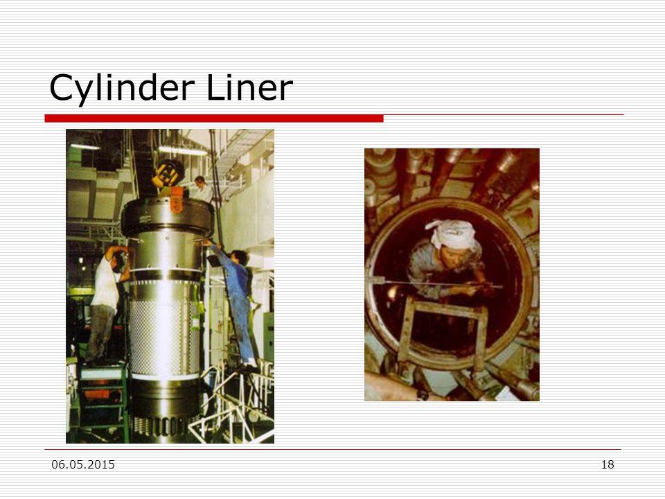 Cylinder Liner 15.04.2017
