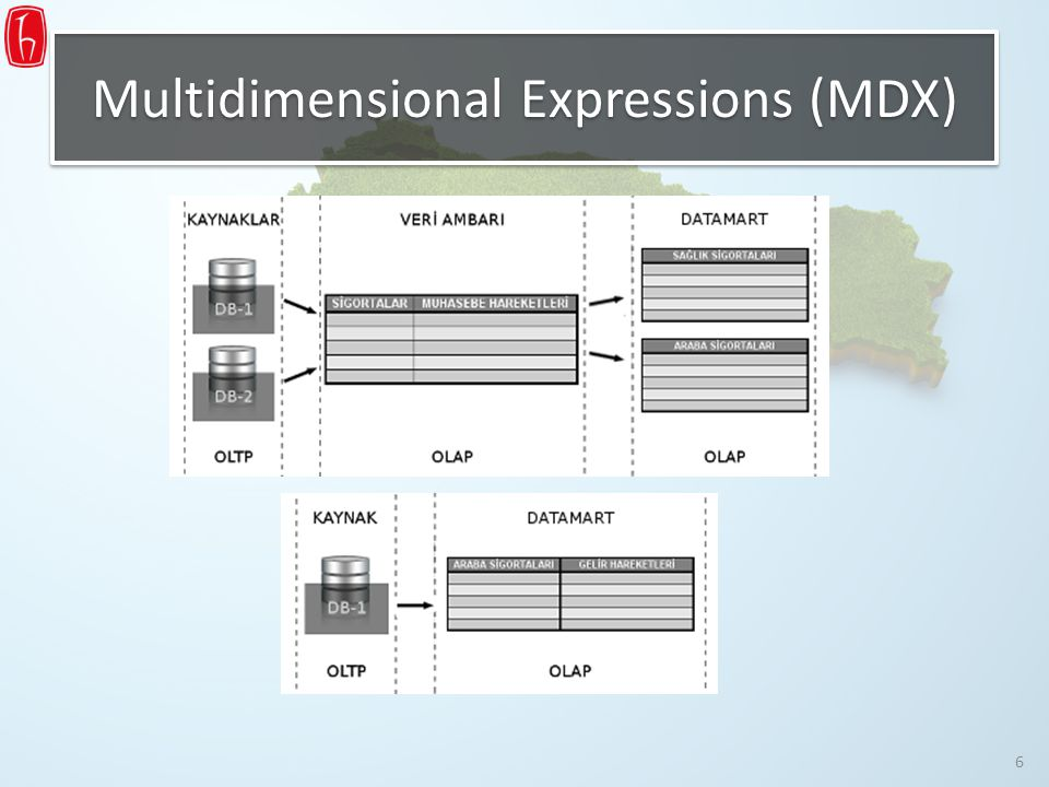 Multidimensional Expressions (MDX)