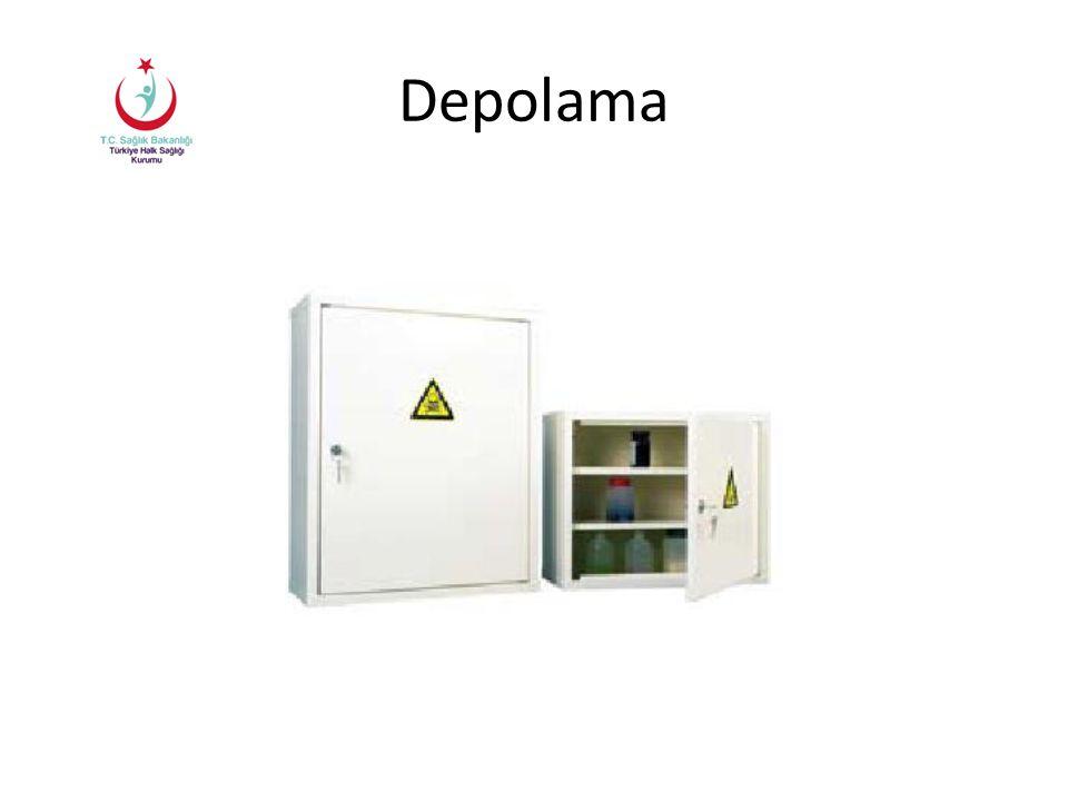 Depolama