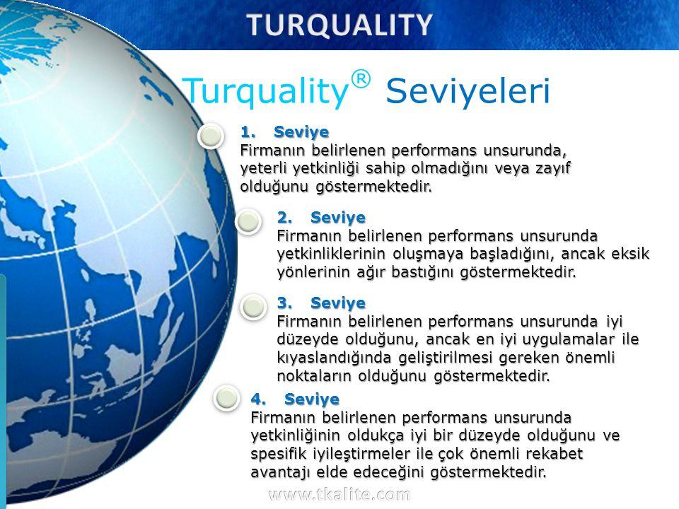 Turquality® Seviyeleri