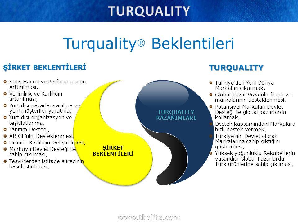 Turquality® Beklentileri