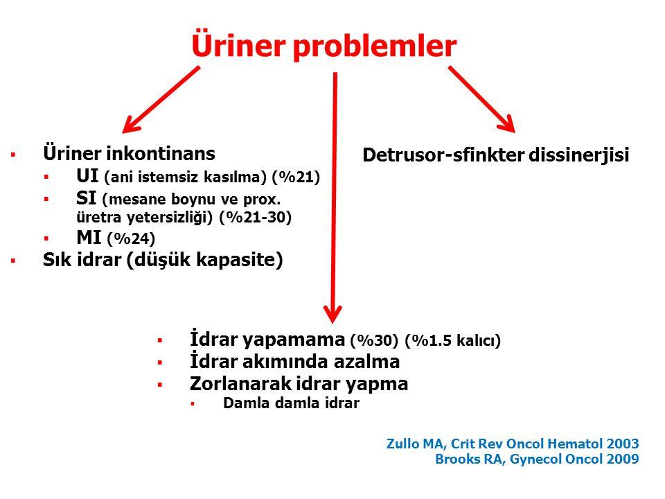 Detrusor-sfinkter dissinerjisi
