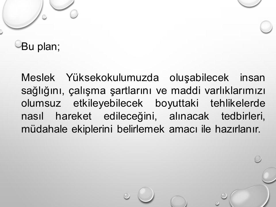 Bu plan;