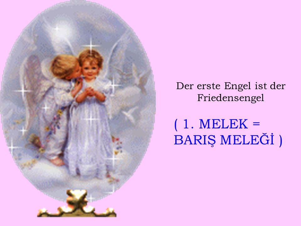 Der erste Engel ist der Friedensengel