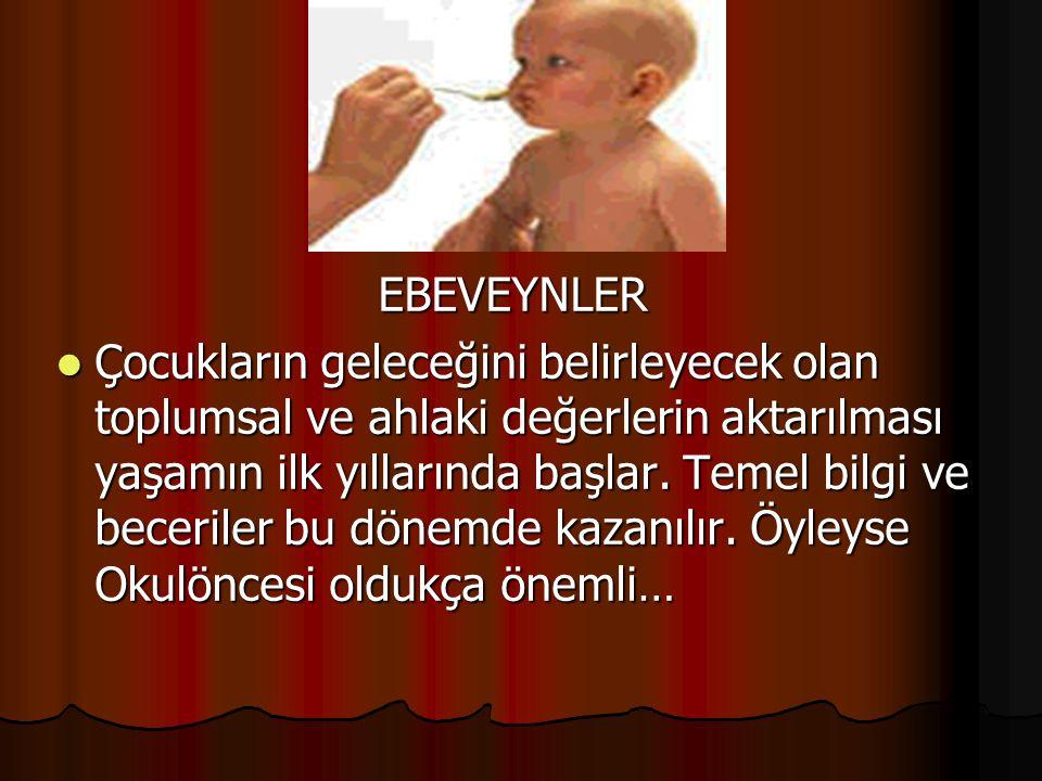 EBEVEYNLER